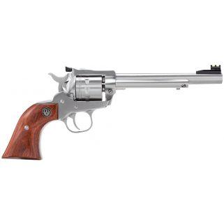 "Ruger Single-Nine 22 WIN Magnum Rimfire 6.5"" Barrel 9Rd Hardwood Grip/Stainless Steel 8150"