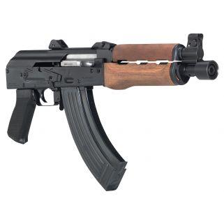 "Century Zastava PAP M92 7.62x39 10"" Barrel W/ Krinkov Style Rear-Post Front Sights 30+1 HG3089N"