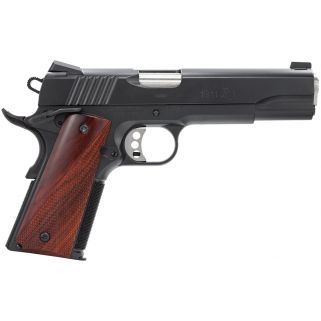 "Remington 1911 Carry 45ACP 5"" Barrel W/ Novak Night Sights 5+1 Cocobolo Grips 96332"