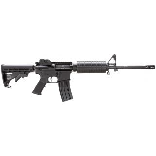 "Windham Weaponry MPC-LH 223 Remington/5.56NATO 16"" Barrel W/ Flat Top Sights 30+1 Black R16M4LHRFT"