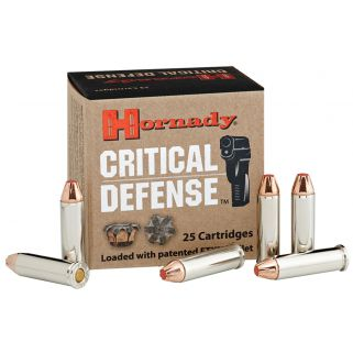 Hornady Critical Defense 32HR 80 Grain FTX 25 Round Box 90060
