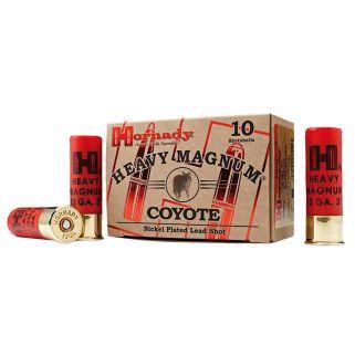 """Hornady Heavy Magnum Shotgun 12 Gauge BB 3"""" 10 Round Box 86222"""