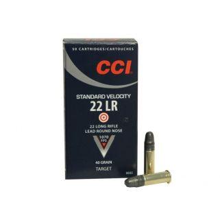 CCI 22LR Standard Velocity 50Rd Box 0035