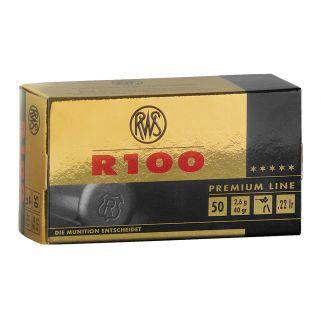 RWS 2134195 22LR R100 40GR C-CLASS 50