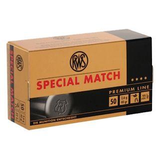 RWS 2134233 22LR SPEC MATCH 50