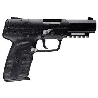 "FN Five-Seven 5.7x28mm 4.75"" Barrel W/ Adjustable Sights 20+1 Black 3868929300"