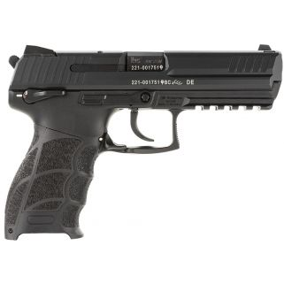 "Heckler & Koch P30LS V3 40S&W 4.45"" Barrel W/ Night Sights 10+1 2 Mags *MA Compliant* 734003LSA5"