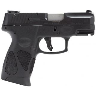 "Taurus 111 Millennium G2 9mm Luger 3.3"" Barrel 12+1 Black/Stainless 1111031G212"