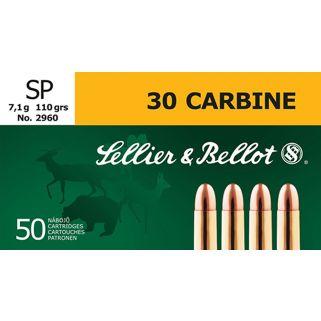S&B SB30B 30 CARB 110 SP 50/20