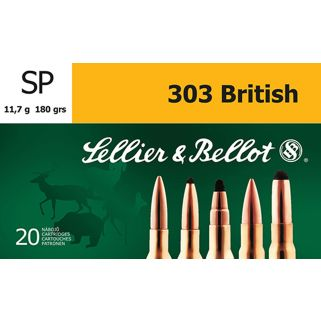 S&B SB303C 303BRIT 180 SP 20/20