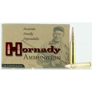 Hornady Custom International 270WIN 150 Grain SP 20 Round Box 8058