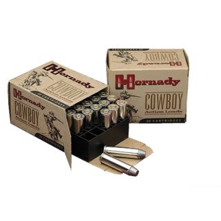 Hornady Cowboy 44-40WIN 205 Grain 20 Round Box 9075
