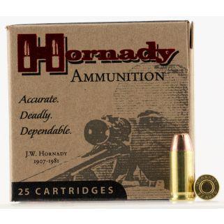 Hornady Custom 32ACP 60 Grain HP 25 Round Box 90062