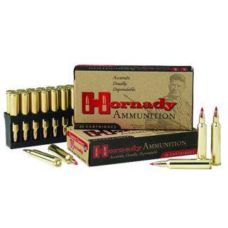 Hornady Custom 300H&H Magnum 180 Grain InterBond 20 Round Box 8210
