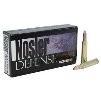 NOS 39674 DEFENSE 223REM 64 BSB20/20