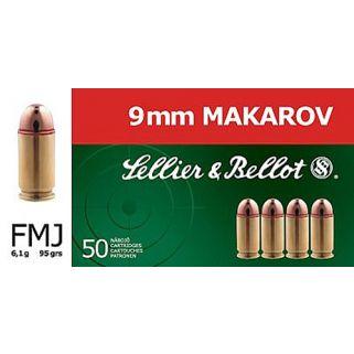 GECO 294540050 9X18 MAK 93 FMJ 50/20