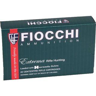 Fiocchi Extrema 308WIN/7.62NATO 168 Grain Tipped TSX BT 20 Round Box 308TTSX