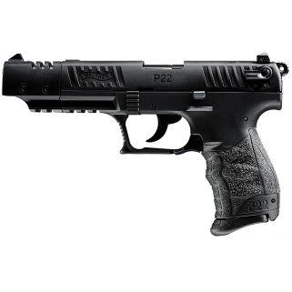 """Walther P22 22LR 5"""" Barrel 10+1 Target 5120302"""