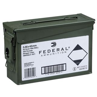 FED XM193LC1AC1 556 CAN 20/21 420RD