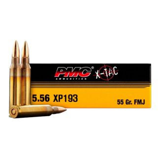 PMC 5.56NATO BATTLE PACK 10 BOXES 200rds
