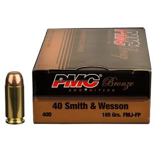 PMC 40DBP 40S 165 FMJ 300/3