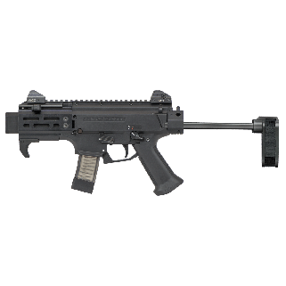 "CZ Scorpion EVO 3 Micro S2 9mm 4.12"" Barrel 20+1 91348"
