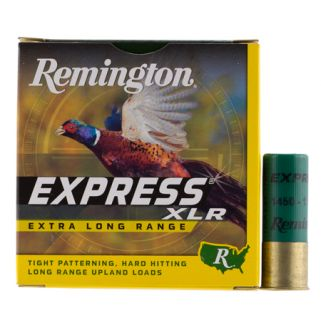 "Remington Express Extra Long Range 12 Gauge 5 Shot 2.75"" 25 Round Box NEHV125"