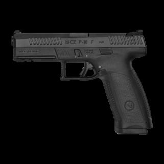 """CZ P-10 F 9mm 4.5"""" Barrel 19+1 Black 91540"""