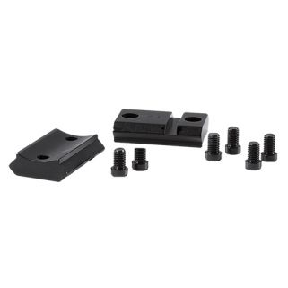 Browning A-Bolt Scope Base Weaver Style 2 Piece Matte Black 12552