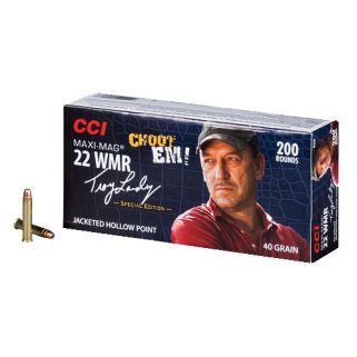 CCI 958 22 WMR SWAMP PPL 40HP 200/10