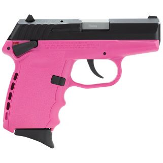 SCCY CPX1CBPK 9MM 3.1 CRB 10 PNK