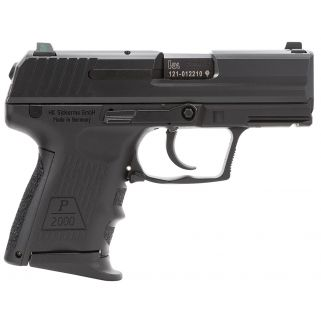 "Heckler & Koch P2000SK V2 LEM 9mm Luger 3.26"" Barrel W/ Night Sights 10+1 709302LEA5"