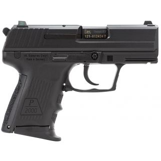 "Heckler & Koch P2000SK V3 9mm Luger 3.26"" Barrel W/ Night Sights 10+1 3 Mags *CA/MA Compliant* 709303LEA5"