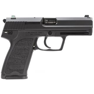 "Heckler & Koch USP9 Standard V1 9mm Luger 4.3"" Barrel W/ Night Sights 15+1 3 Mags 709001LEA5"