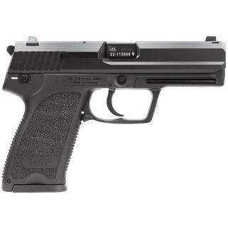 "Heckler & Koch USP40 V1 40S&W 4.25"" Barrel W/ Night Sights 13+1 3 Mags 704001LEA5"