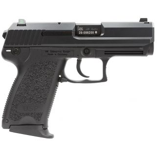 "Heckler & Koch USP45C Compact V1 45ACP 3.78"" Barrel W/ Night Sights 8+1 3 Mags 704531LEA5"