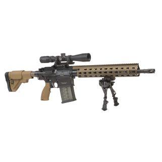 """Heckler & Koch MR762 A1 Long Rifle Package II 308WIN/7.62NATO 16.5"""" Barrel W/ Scope 10+1/20+1 MR762LRPA1"""