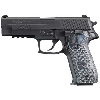 "Sig Sauer P226 Full Size Extreme 9mm Luger 4.4"" Barrel W/ SigLite Night Sights 10+1 *CA Compliant* 226R9XTMBLKG"