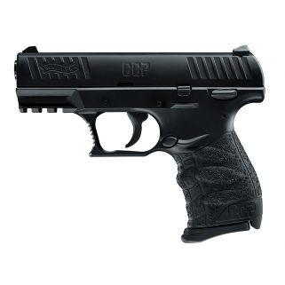 """Walther CCP 9mm 3.54"""" Barrel 8+1 Black 5080300"""
