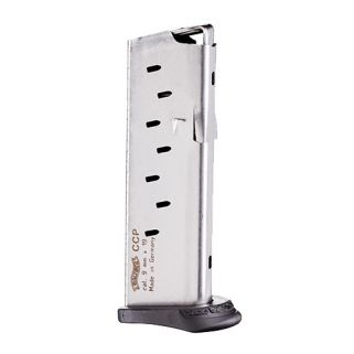 Walther CCP 9mm Magazine 8Rd  Black 50860002