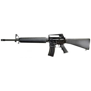 "Windham Weaponry R20 GOVT 223 Remington/5.56NATO 20"" Barrel W/ Adjustable Sights 30+1 Black R20GVTA4S7"