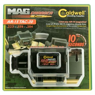 CALD 1075250 MAG CHARGER TAC 30 BOX