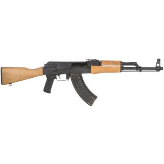 "Century GP WASR-10 7.62NATO 16.25"" Barrel W/ Adjustable Iron Sights 30+1 Wood Stock-Handguards/Blued RI1826N"