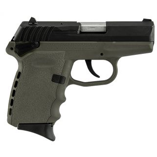 SCCY CPX1CBDE 9MM 3.1 CRB 10 DKERT