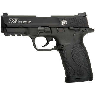 """Smith & Wesson M&P Compact 22LR 3.6"""" 10+1 108390"""