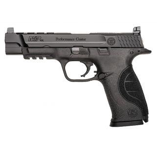 "Smith & Wesson M&P 40S&W 5"" Ported Barrel 15+1 10100"