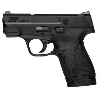 "Smith & Wesson M&P Shield 9mm Luger 3.1"" Barrel 7+1/8+1 10038"