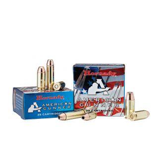 Hornady American Gunner 38 Special 125 Grain XTP 25 Round Box 90324