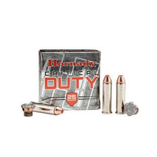 Hornady Critical Duty 357 Magnum 135 Grain FlexLock 25 Round Box 90511