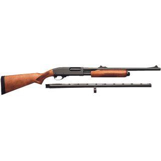 "Remington 870 Express 20 Gauge 20""/26"" Barrel 4+1 Satin Walnut Laminate Stock/Matte Blued 25597"